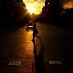 Urban solstice | Gedimino Saulėlydis