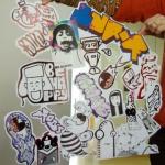 Workshop: Graffiti Kūrybinės Dirbtuvės II