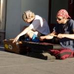 Street musicians | Gatvės muzikantai