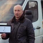 Mikriukai: vairuotojai ir keleiviai | Microbuses: drivers & passengers