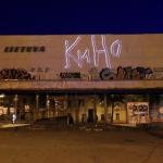 Workshop: Laser graffiti | Grafičių dirbtuvės: Laser Tag