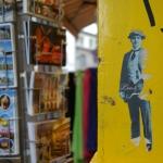 Street art in Paris | Gatvės menas Paryžiuje