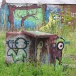Šnipiškės: street art gallery | Gatvės meno galerija Šnipiškėse