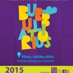 Burbuliatorius 2015: season 7!