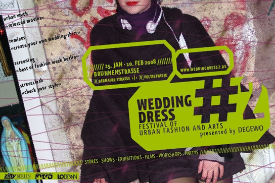 Wedding Dress 2 Flyer