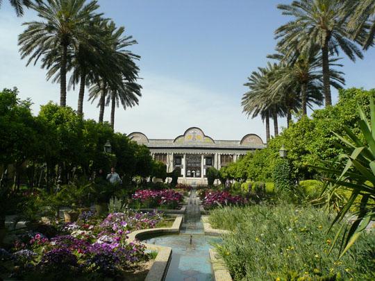 Sirazo universiteto sodas