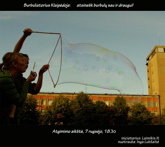 Burbuliatorius-o7-Klaipeda