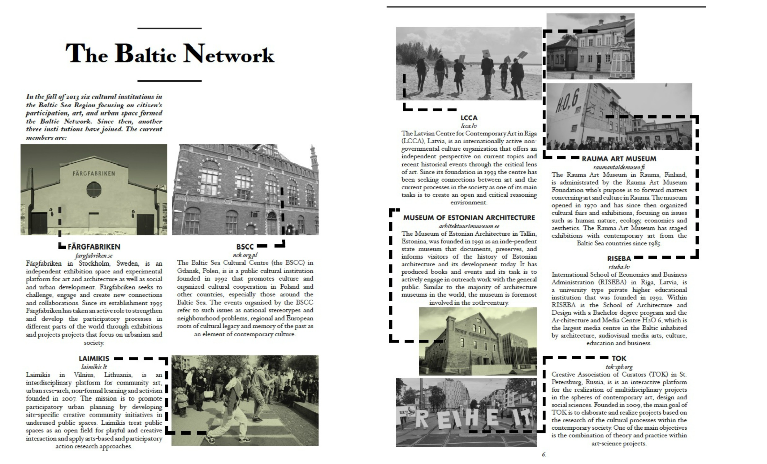 Laimikis » Blog Archive » The Baltic Network of cultural