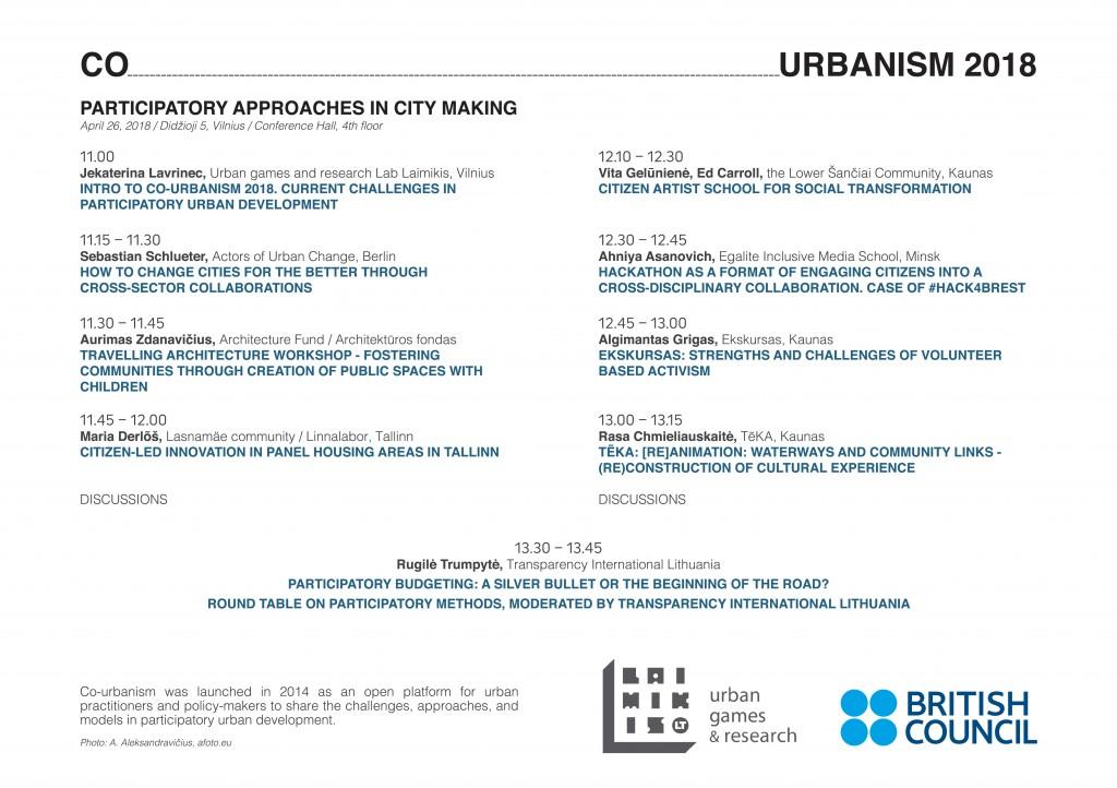 Co-urbanism-Program